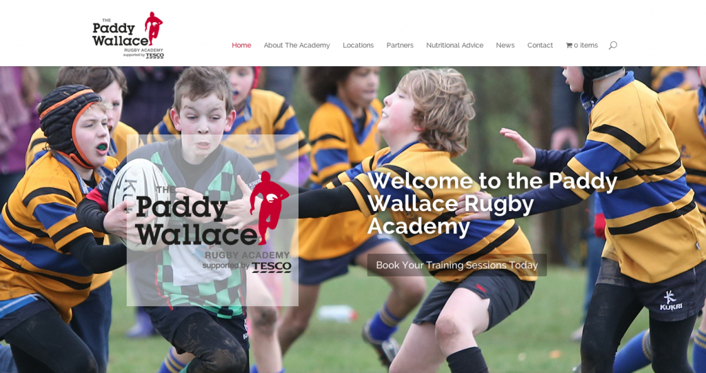 Paddy Wallace Rugby Academy